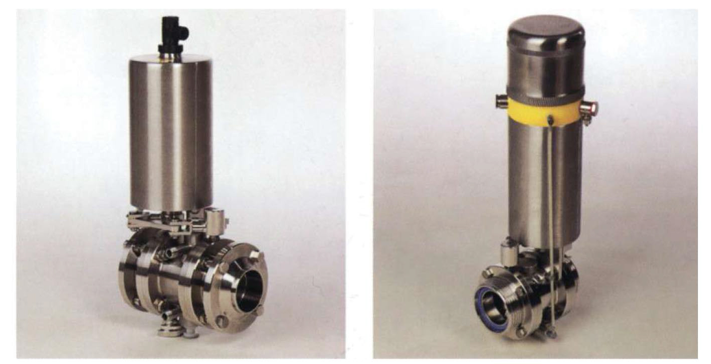 mixproof Butterfly Valve